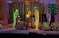 Рыбинский театр кукол со спектаклем