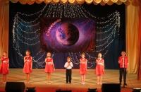 Отчетный концерт коллектива «Созвездие» в Ермаково