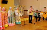 Домашний концерт ансамбля русской песни