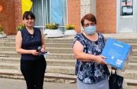 в Рыбинском районе вручили подарки тридцати одному победителю викторины #Ярконституция.