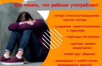 Международный день борьбы с наркоманией в п. Ермаково